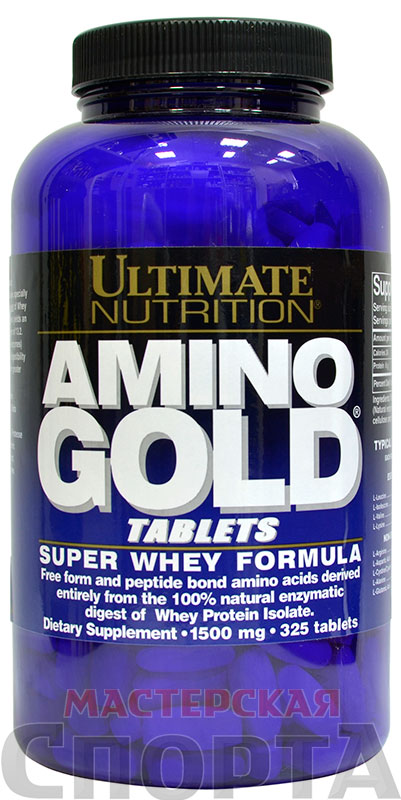 Ultimate Nutrition Amino Gold